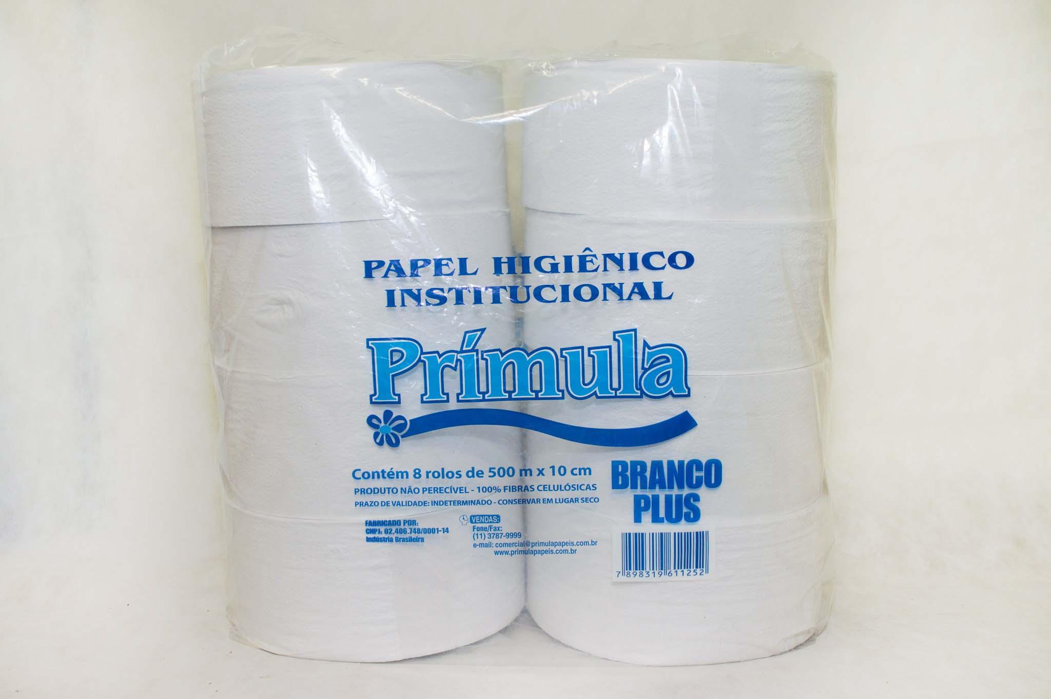 Distribuidores de papel higiênico institucional