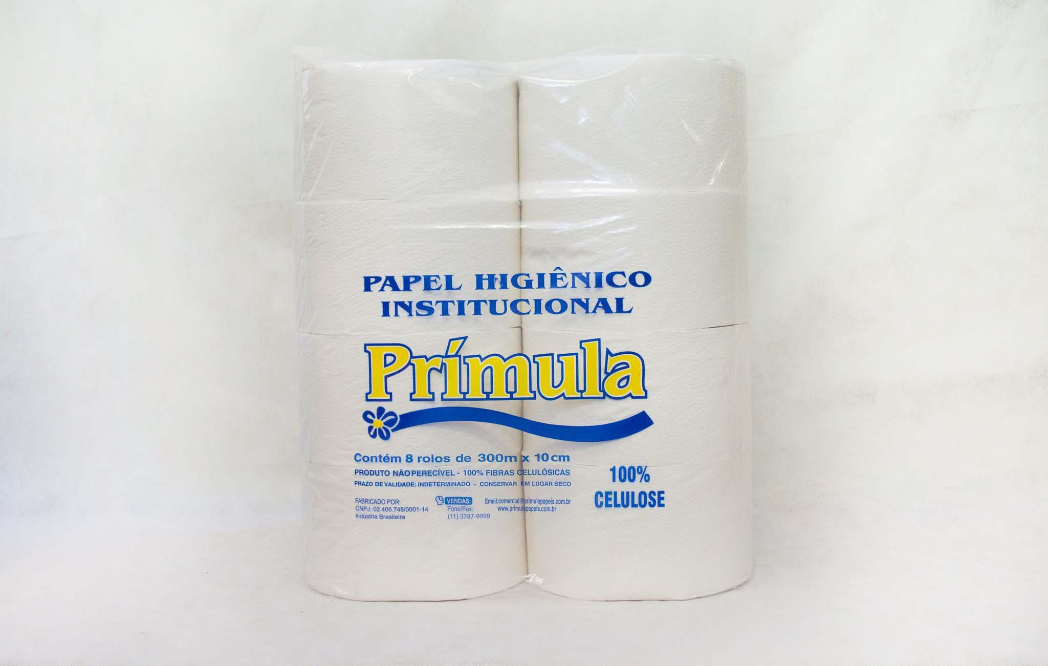 Papel higiênico rolão 300m