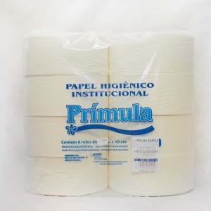 Papel higiênico rolão 300 metros folha dupla